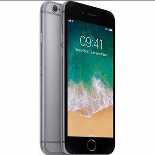 iPhone 6s 32g Preto - Garantia Apple 03 - Junho - 2020