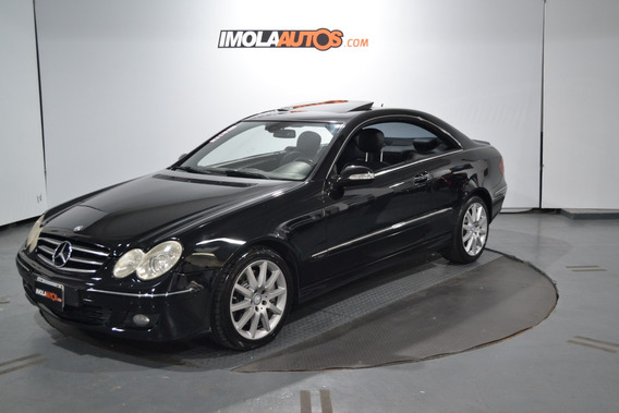 Mercedes Benz Clk 350 Avantgarde At Coupé 2006 -imolaautos
