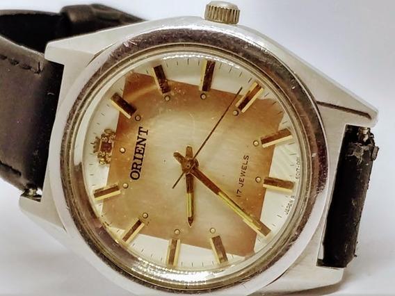 Relógio Orient , Produção Década 60.