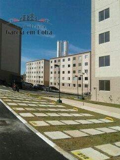 Imagem 1 de 16 de Apartamento A Venda No Bairro Jardim Petrópolis Em Cotia - - 31-1
