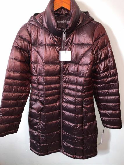 Chamarra Calvin Klein Tipo Abrigo Original