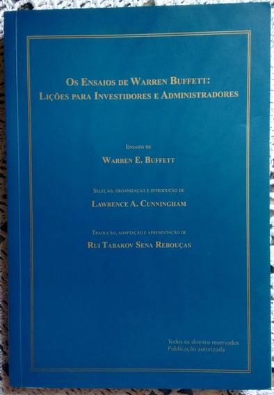 Os Ensaios De Warren Buffett: Lições Para Investidores