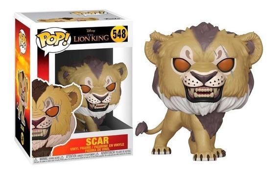 Figura El Rey Leon Scar Disney O The Lion King 548 Nueva