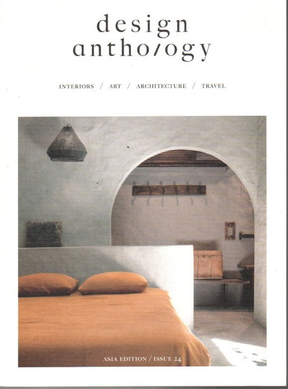 Revista Design Anthology Hong Kong - Interiores Asia
