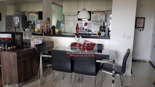 Imagem 1 de 21 de Apartamento Com 2 Dormitórios À Venda, 64 M² Por R$ 400.000 - Vila Vermelha - São Paulo/sp - Ap13052