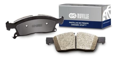Pastilla Freno Del. Chevrolet Sonic 12-17