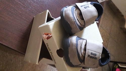 Zapatillas Con Abrojo Hush Pupiees