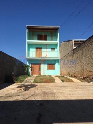 Casa À Venda Em Jardim Paraíso De Viracopos - Ca275689