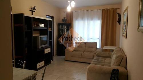 Imagem 1 de 15 de Apartamento No Litoral Mongaguá Centro Com 2 Dormitórios, 1 Vaga, 97m², R$179.000,00 - 531
