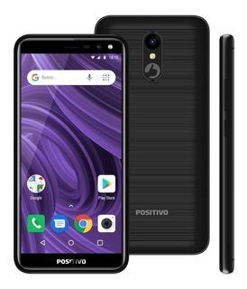Smartphone Positivo Twist 2 S512 Preto Dual Chip Tela 5