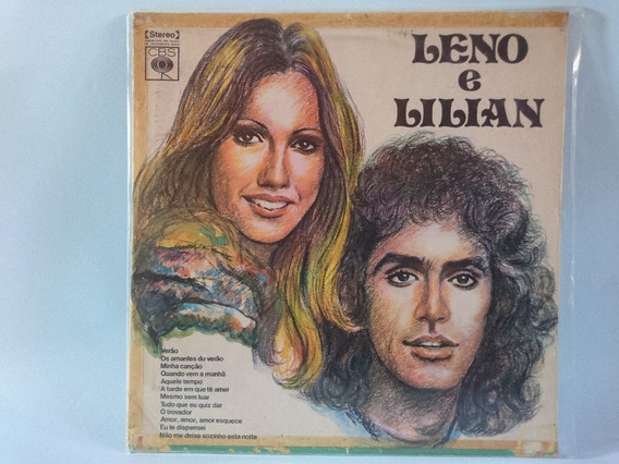 Lp Leno E Lilian 1973 Frete Gratis
