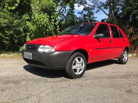 Ford Fiesta 1.0 1998 Vermelho
