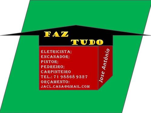 Imagem 1 de 3 de Marido De Aluguel, Encanador, Eletricista E Reparos Diversos