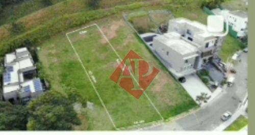 Imagem 1 de 1 de Terreno À Venda, 800 M² Por R$ 850.000,00 - Alpha Sítio - Santana De Parnaíba/sp - Te0462