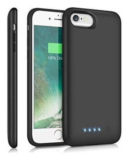 Estuche De Bateria Para iPhone 87 6s6 6000 Mah Cargador De B