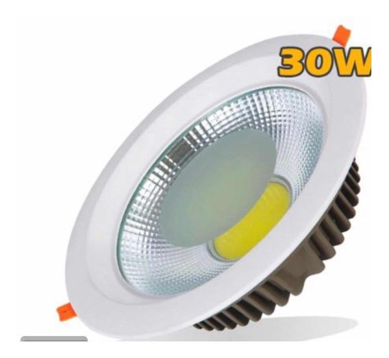 Kit 13 Cob Dow Light 3500k Branco Quente