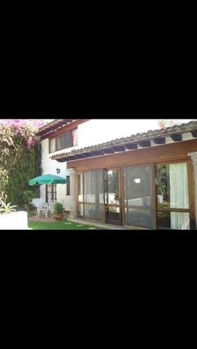 Casa En Condominio En Cuernavaca Centro / Cuernavaca - Ims-1220-cd