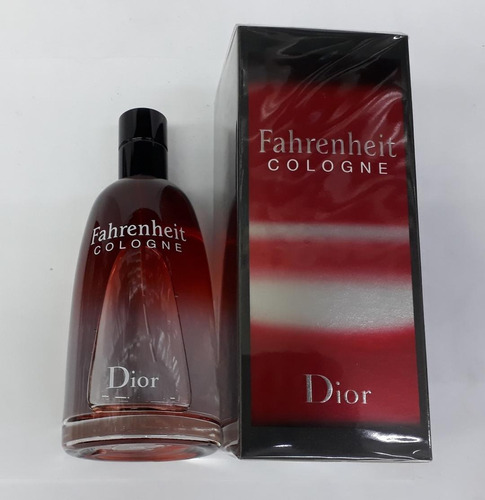 Perfume Farenheit Cologne  Dior X 100 Ml Original