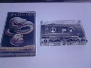 Whitesnake Trouble Cassette Usa