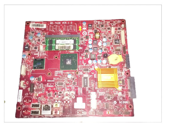Placa Mãe Msi Ms7438 Ver 1.0