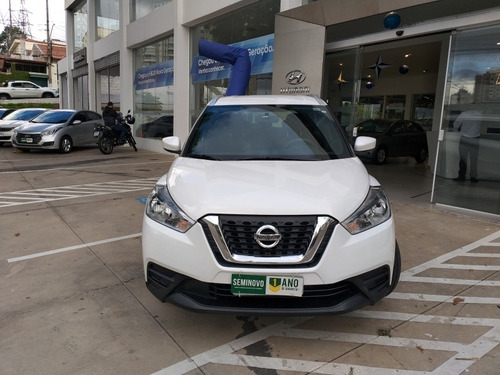 Nissan Kicks 1.6 16v Flexstart S 4p Xtronic 2018/2019