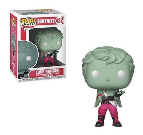 Funko Pop Fortnite Love Ranger , En Stock ,