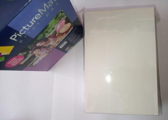 Papel Epson Original Brilhante 10x15 150 Folhas Para Pm525