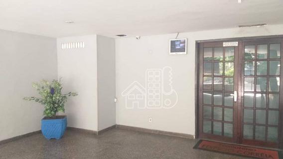 Apartamento Com 2 Dormitórios À Venda, 80 M² Por R$ 160.000,00 - Alcântara - São Gonçalo/rj - Ap3211
