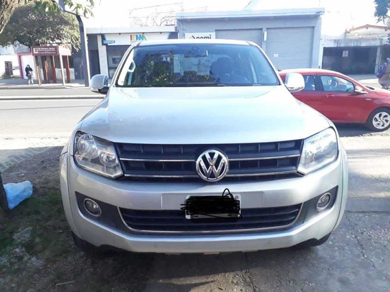 Volkswagen Amarok 2.0 Cd Tdi 4x2 Highline Pack At C34 2014