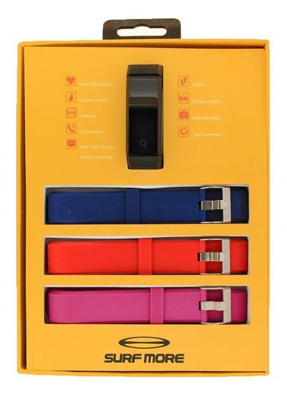 Smartband Surfmore - Troca Pulseiras - 4028491m