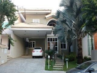 Casa Residencial À Venda, Condomínio Sunset Village, Sorocaba - Ca1695. - Ca1695