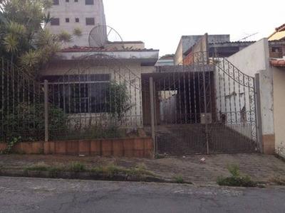 Terreno Para Venda No Bairro Vila Alzira - 8032