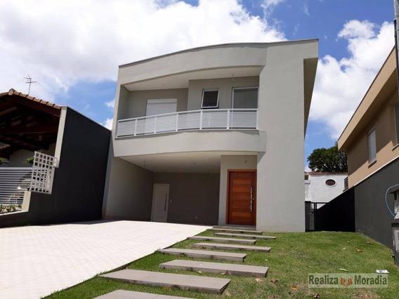 Casas Novas E Isoladas, Em Condomínio, 04 Dormitórios, (4 Suítes), 6 Vagas No Jardim Da Glória, Granja Viana - Ca0700