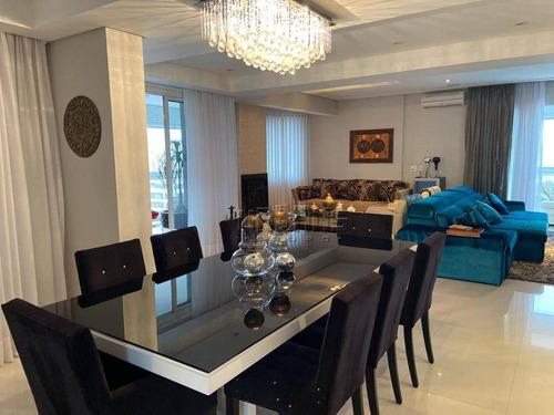 Imagem 1 de 30 de Apartamento À Venda, 289 M² Por R$ 2.960.000,00 - Jardim Três Marias - São Bernardo Do Campo/sp - Ap1449