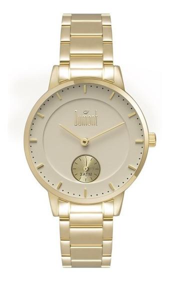 Relógio Dumont Feminino Duvd78ca/4d