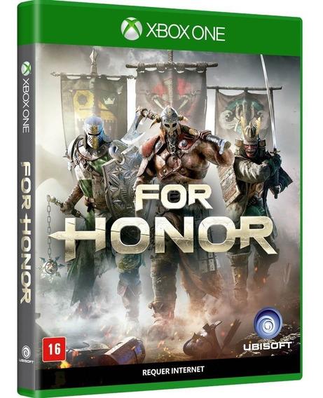 Jogo For Honor - Xbox One - Lacrado Original