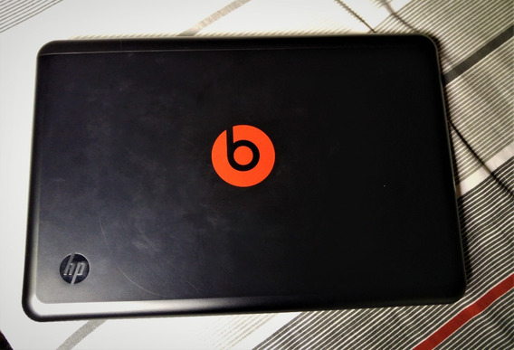 Notebook Hp Beats Envy 14 - Core I7 740qm - 6gb Ram - Hd 500