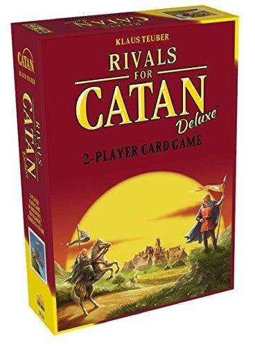 Catan Studios Rivals For Catan: Juegos De Mesa De Lujo, Vari