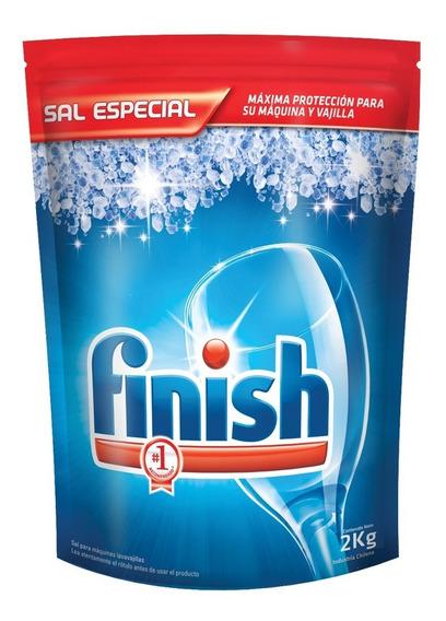Finish Sal Especial Lavavajillas Automático Doypack 2 Kg