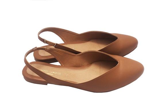Flats Destalonados Suyan Avellana