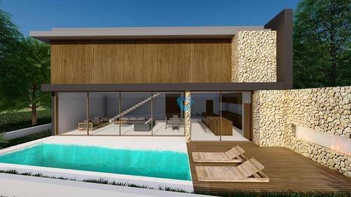 Casa Com 4 Dormitórios À Venda, 442 M² Por R$ 4.030.000,00 - Tamboré - Santana De Parnaíba/sp - Ca1464