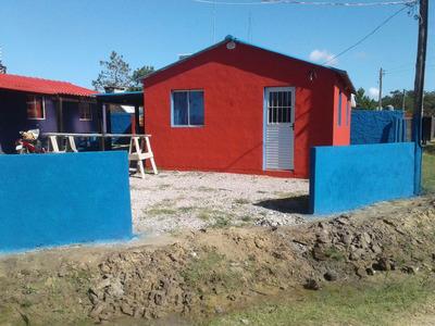 Casas A Estrenar En La Alborada - Barra Del Chui - Br