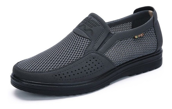 Merkmak 38-48 Homens Sapatos Casuais Homens Estilo Verão Mal