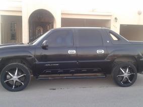 Chevrolet Avalanche 5.3 Vortec 4 Puertas Negra 4x4