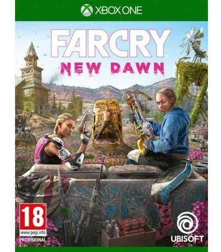 Far Cry New Dawn Xbox One Mídia Física Lacrado