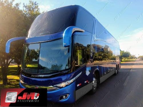 Imagem 1 de 15 de Paradiso 1800 G7 Ano 2011 Volvo B420r Jm Cod 922