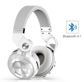 Fone De Ouvido Bluedio T2s Original Branco