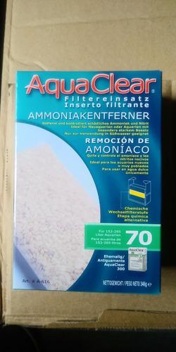 Imagen 1 de 1 de Hagen Aquaclear Repuesto Para Filtro Aquaclear 70 Amonia Acuario Peces Pecera
