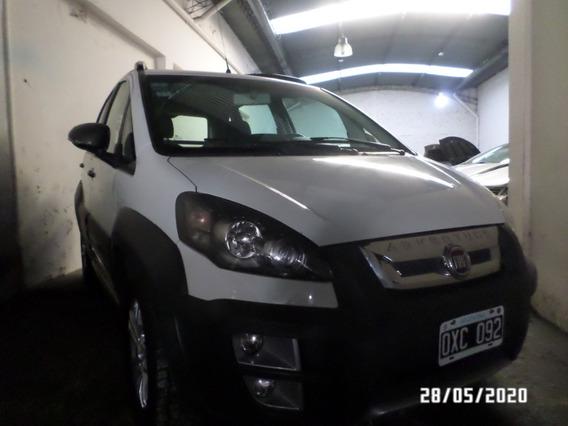 Fiat Idea Adventure 1.6 2015