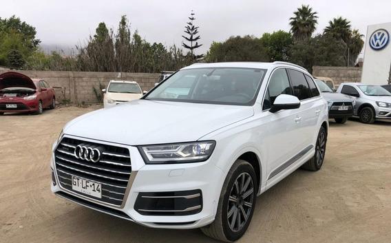 Audi Q7 Tdi Design 4x4 3.0 Full Aut Año 2017